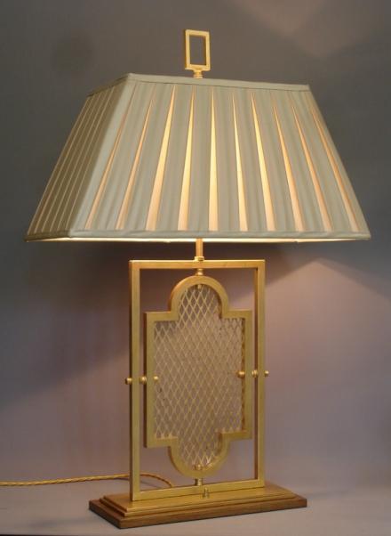 Voorkeur Mid Century Style - HERMES tafellamp, grote versie - Empel Collections &CB29