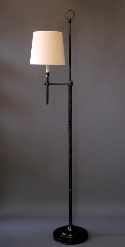 Verlichting - Vloer/ leeslamp COTTAGE. - Empel Collections