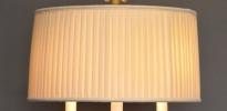 Op maat gemaakte zijden lampenkap